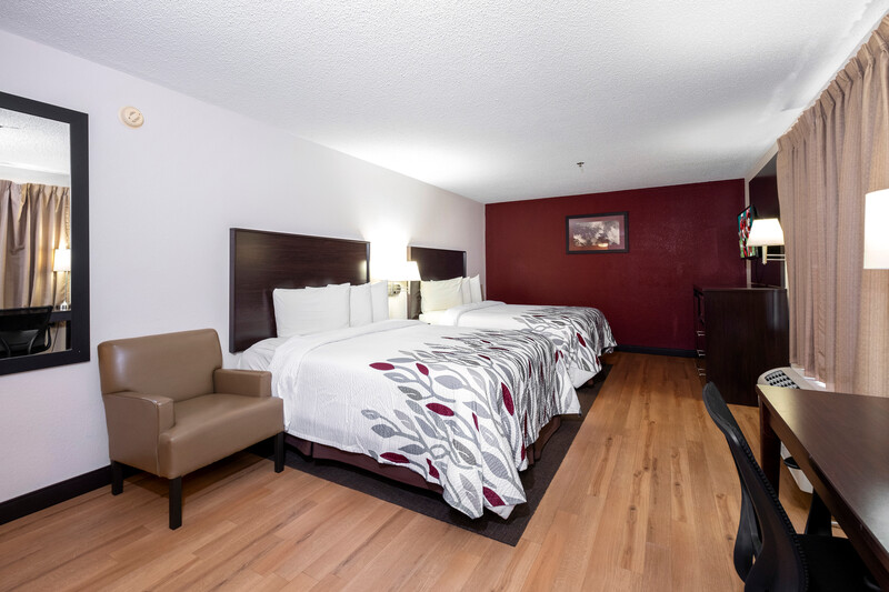Red Roof Inn & Suites Dover Double Bed Room Image