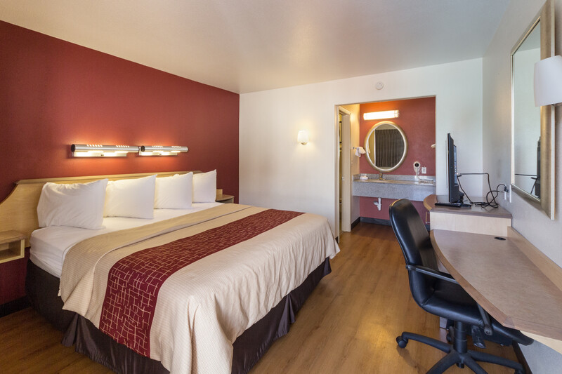 Red Roof Inn New Braunfels Single King Room Image