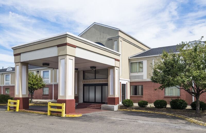 Red Roof Inn Columbus - Ohio State Fairgrounds Exterior Property Image