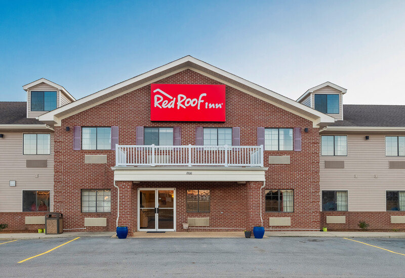 Red Roof Inn Hartselle Exterior Property Image Details