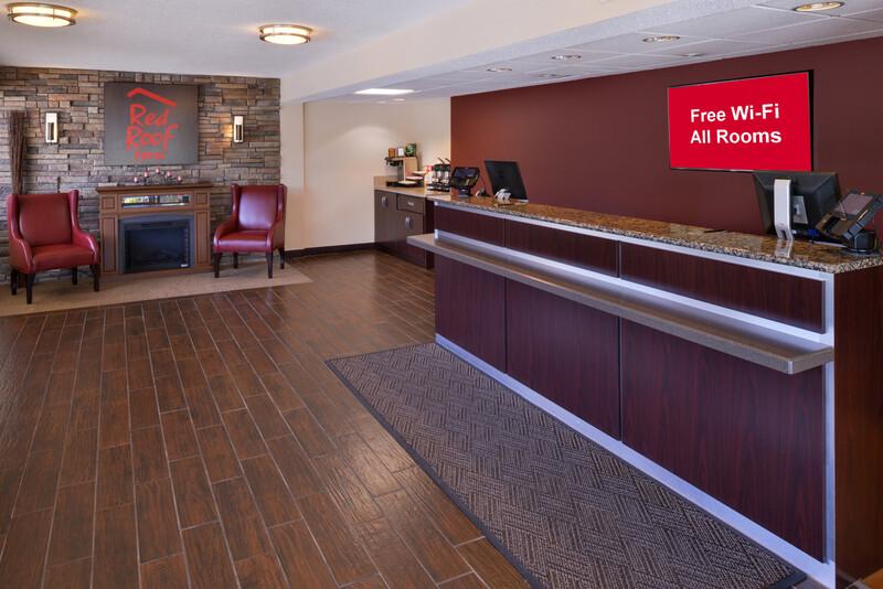 hotel lobby image