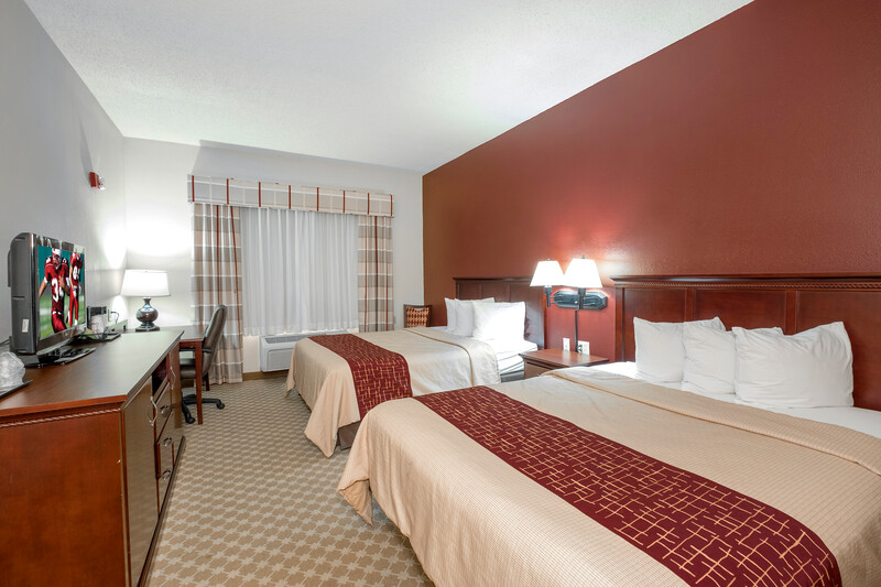 Red Roof Inn & Suites Corbin Double Bed Room Image
