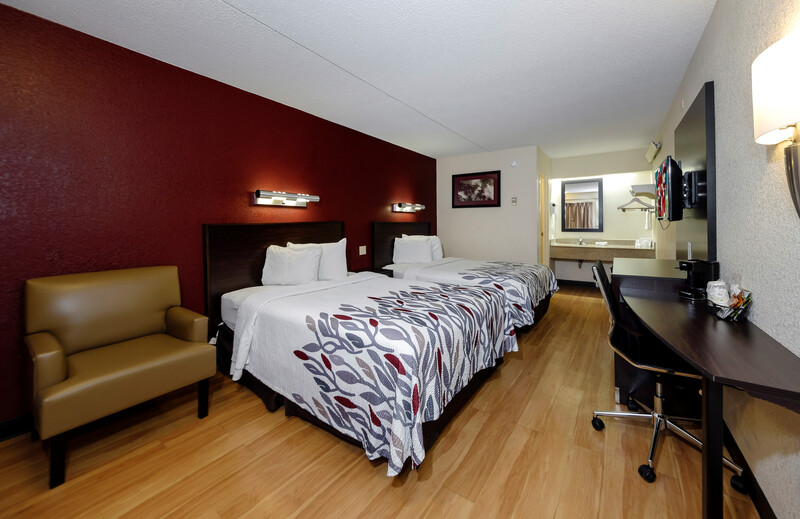 Red Roof Inn Dallas - DFW Airport North Deluxe Double Beds Room