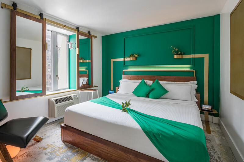 Artel Hotel Times Square King Bed Image