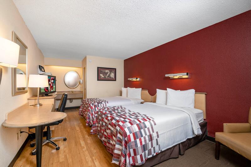 Red Roof Inn Detroit-Rochester Hills/Auburn Hills Double Room