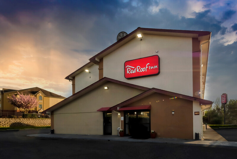 Red Roof Inn Culpeper Exterior Property Image Details