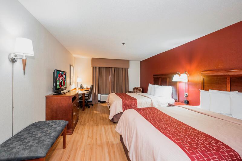 property interior guest room