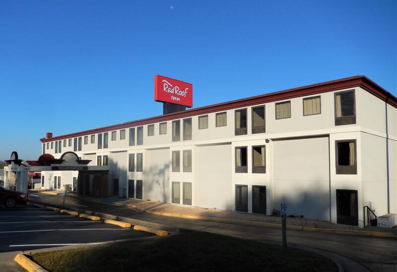 Red Roof Inn Harrisonburg, VA Property Exterior Image