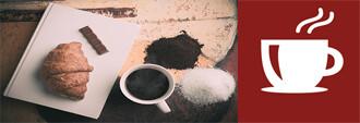 coffee with mug icon