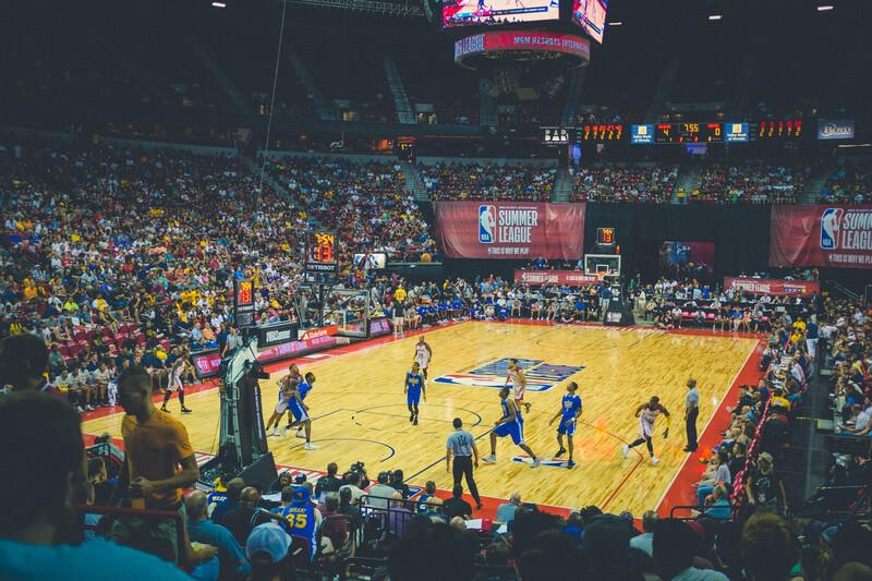 basketball game image
