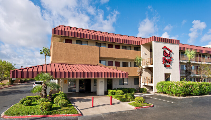 Red Roof Inn Corpus Christi South Exterior Property Image