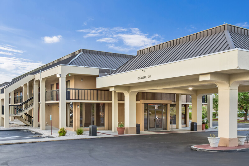 Red Roof Inn Wilmington, NC Property Exterior Image