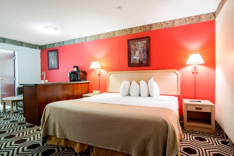 Red Roof Inn Kentland Single King Room Image Details