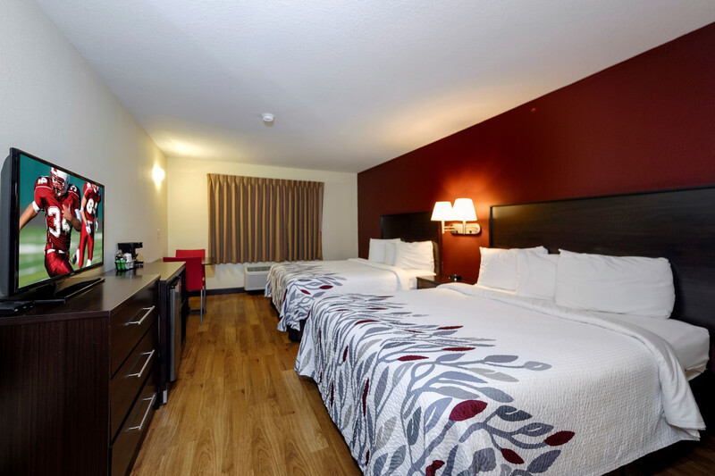 Red Roof Inn Osage Beach - Lake of the Ozarks Deluxe Double Bed