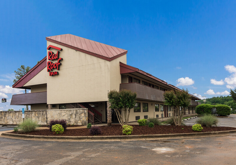 Red Roof Inn Chattanooga Airport Property Exterior Image
