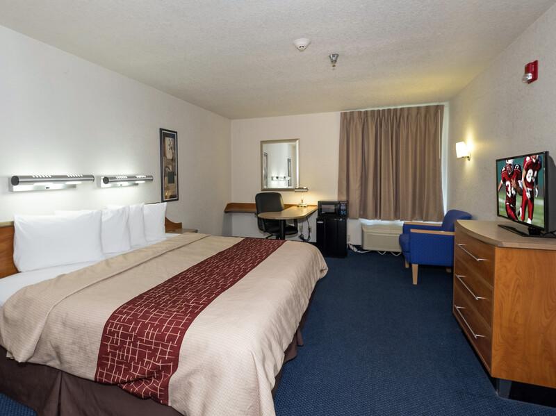 superior king hotel room