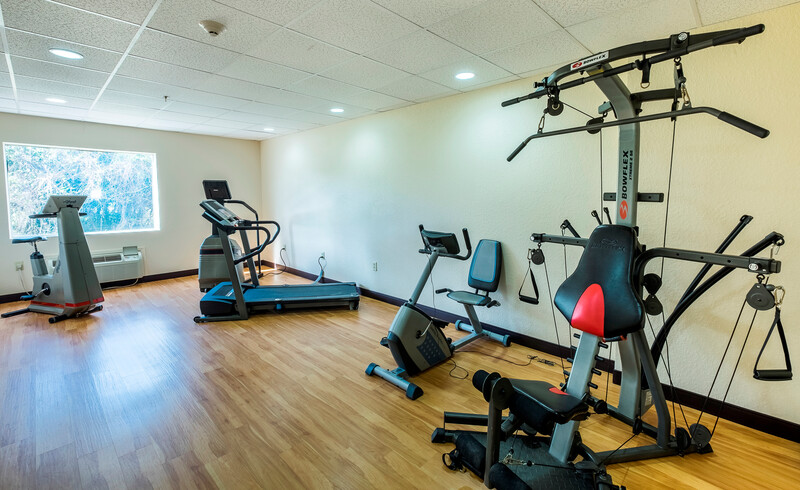 Red Roof Inn Ocala Indoor Fitness Facility Image