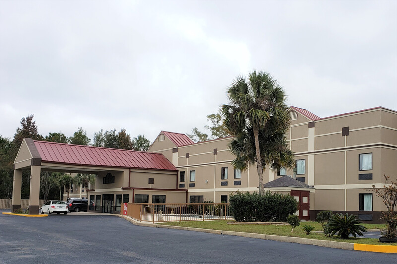 Red Roof Inn Moss Point Property Exterior Image