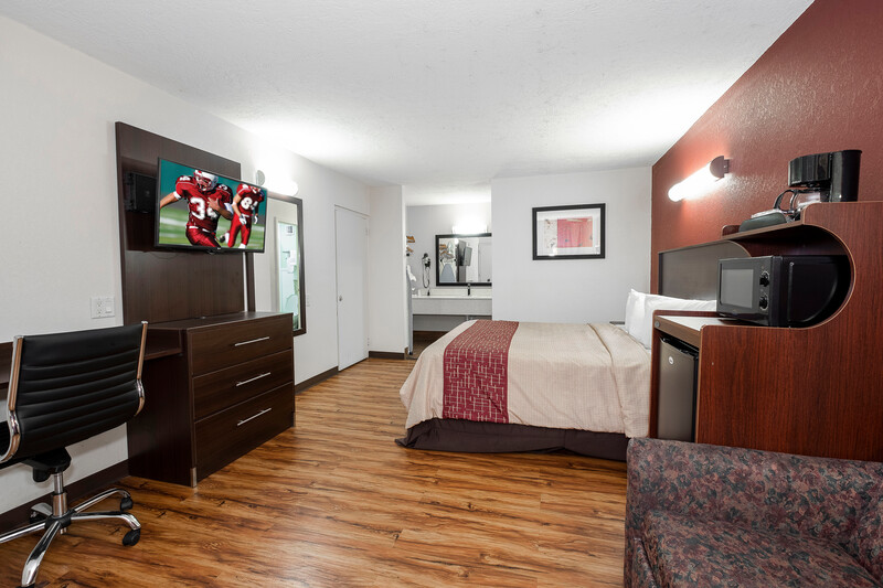 Red Roof Inn Starkville - University Superior King Room Image