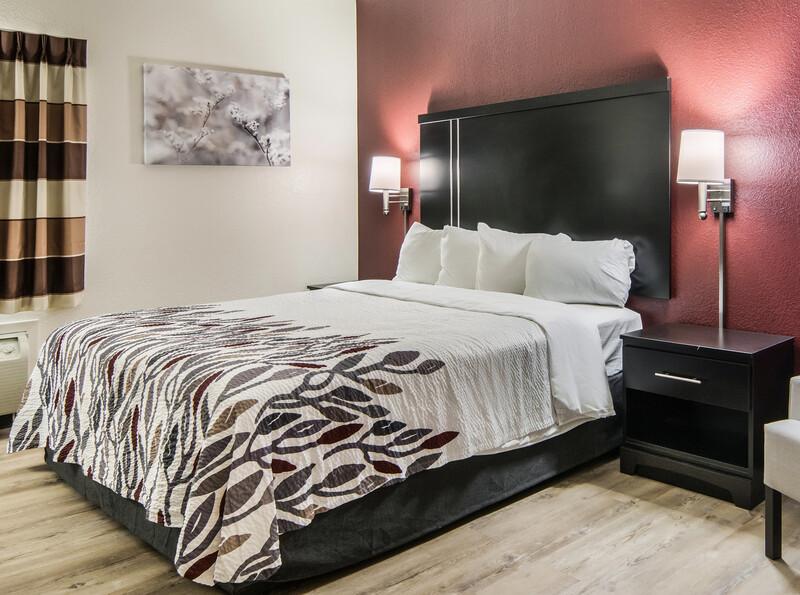 Red Roof Inn Binghamton North Superior King Room Image