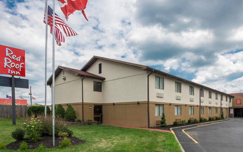 Red Roof Inn Binghamton North Exterior Property Image Details