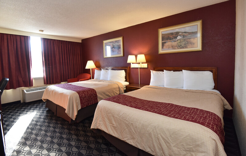 Red Roof Inn Lexington – Winchester Deluxe Double Room Image
