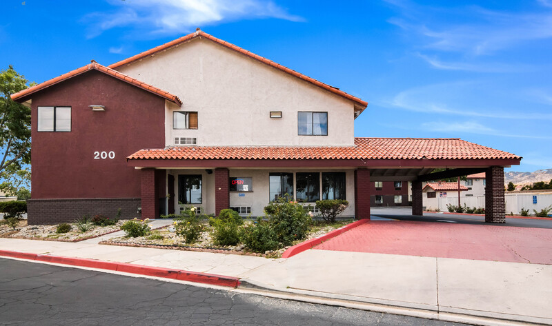 Red Roof Inn Palmdale - Lancaster Exterior Property Image