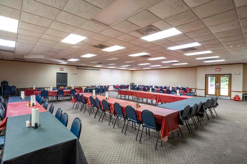 Red Roof Inn Meridian Meeting Room Space Image Details
