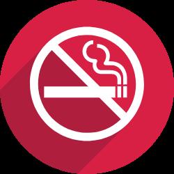100% Smoke Free