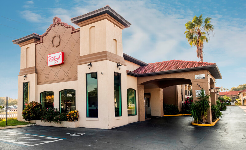 Red Roof Inn Orlando South - Florida Mall Exterior Property Day Image