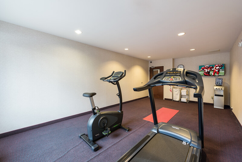 Red Roof Inn Etowah – Athens, TN Fitness Facility Onsite Image