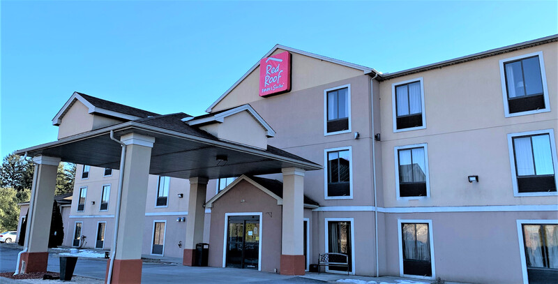 Red Roof Inn & Suites Mifflinville Exterior Image