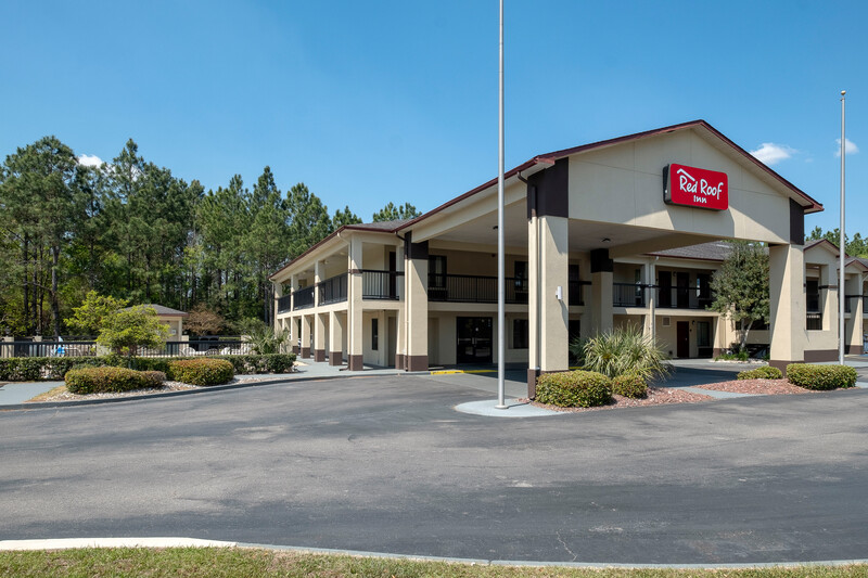 Red Roof Inn Gulf Shores Exterior Property Image