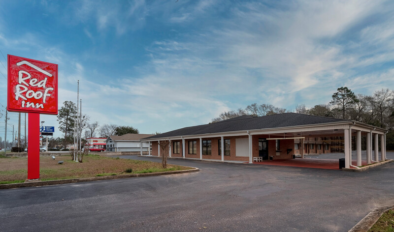 Red Roof Inn Bay Minette Property Exterior Image