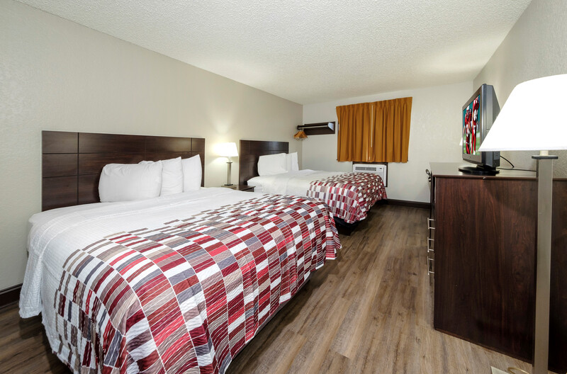 Red Roof Inn Culpeper Deluxe Double Bed Room Image