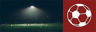 Sports Complex, soccer field