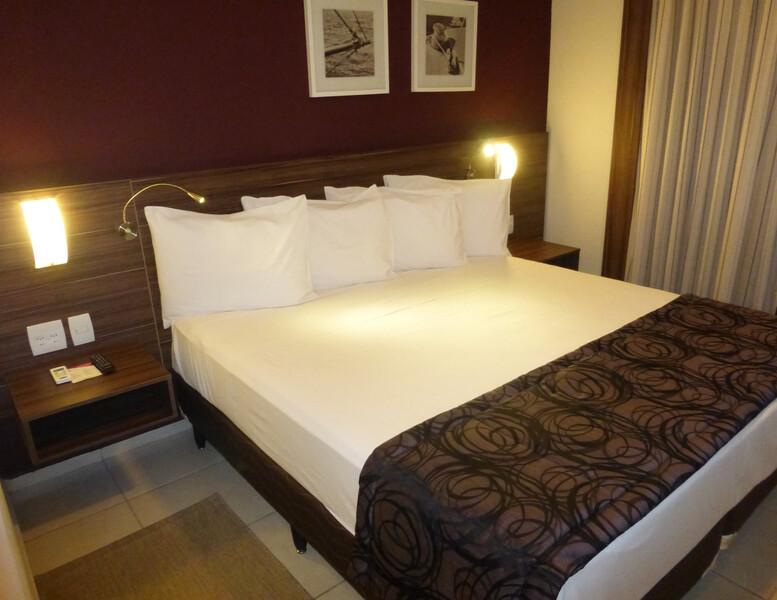 Red Roof Inn Dutra Aeroporto Single King Room Image