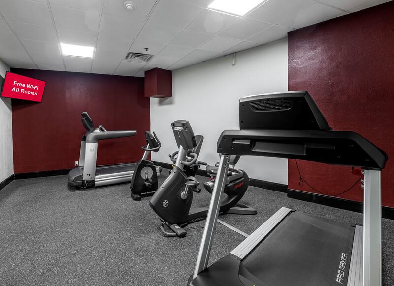 Red Roof PLUS+ & Suites Atlanta-Cumberland/Vinings Onsite Fitness Facility