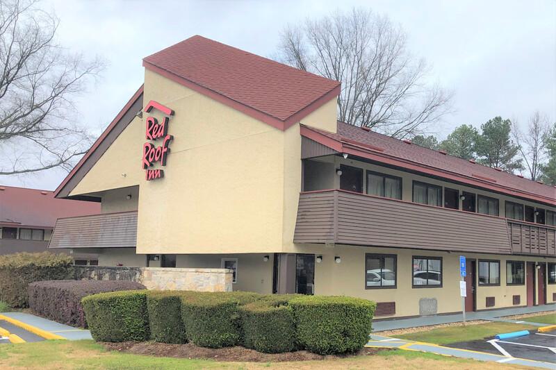 Red Roof Inn Atlanta South - Morrow Property Exterior Image