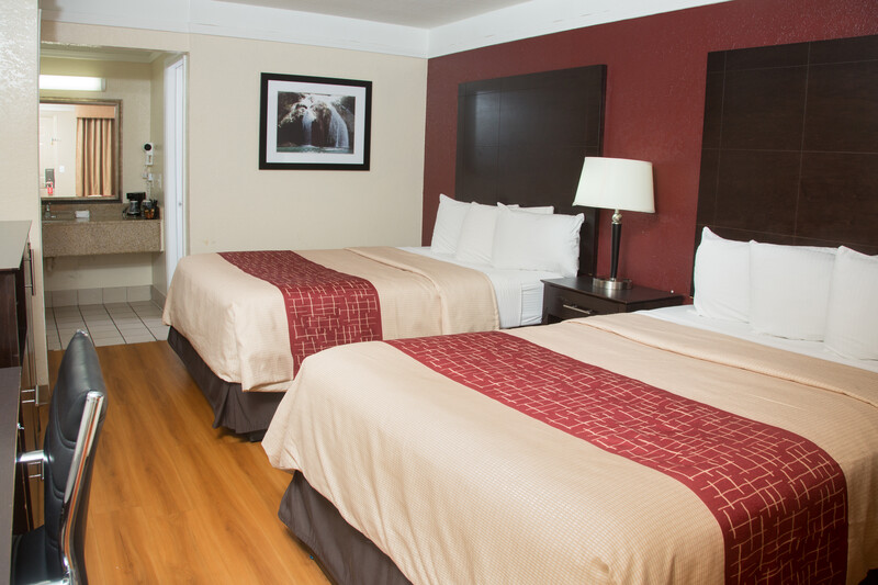 Red Roof Inn Ardmore Double Bed Room Image Details