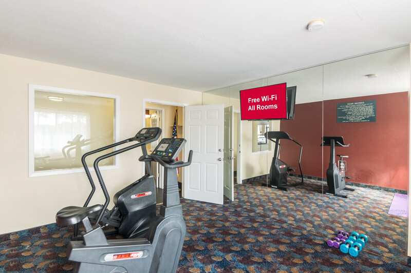 Red Roof Inn Wichita Falls Onsite Fitness Facility Image