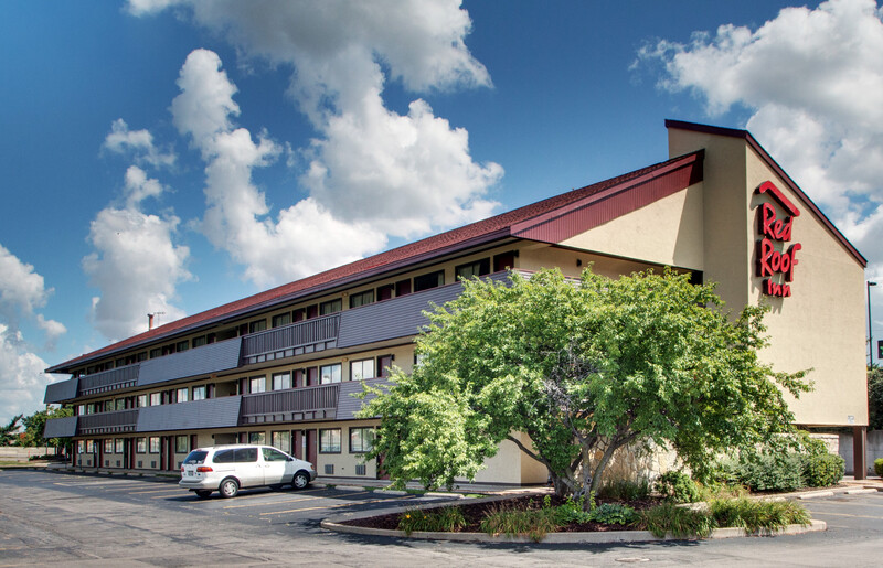 Red Roof Inn St Louis - Westport Property Exterior Image